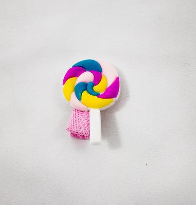 Lollipop Hair Clip