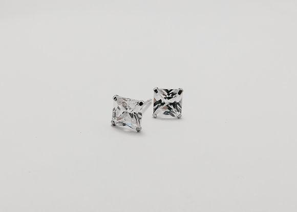 Square Cubic Zirconia