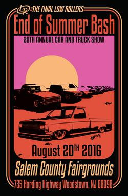 Car Show Flyer
