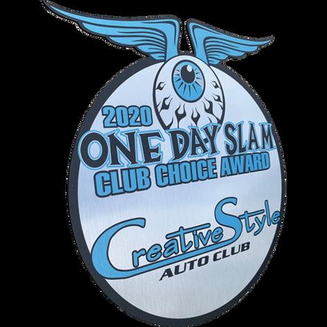 Car Show Award