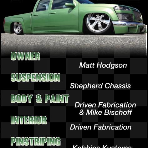 Car Show Board