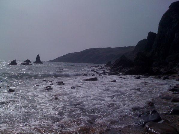 Port an Eas, Isle of Islay, Argyll