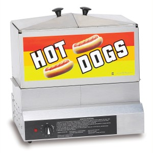 8007DE - Hot Dog Steaming Demon with Dry Element 300 X 300