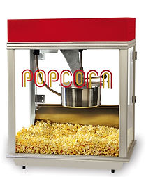 Popcorn Supplier in Singapore