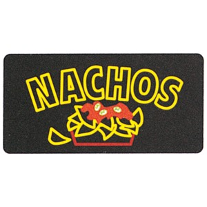 5984 - Nachos Backlit Sign