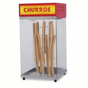 2049 - Churros Display Warmer