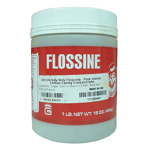 Flossine - Candy Floss/ Popcorn Flavouring (1lbs)