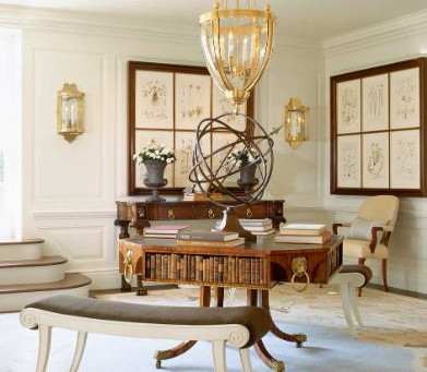 How To Make Your Interiors More Sustainable With Antiques.