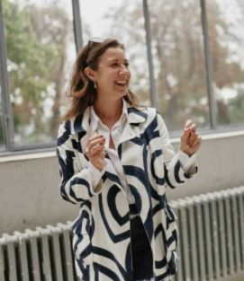 EduArt Experience's Barbora Půlpánová, in conversation with Laura Harris.