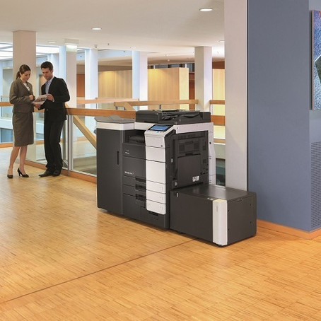 איפה תשב מכונת הצילום - תכנון זרימה נכון במשרדים
