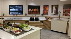 עיצוב חדר אוכל1
