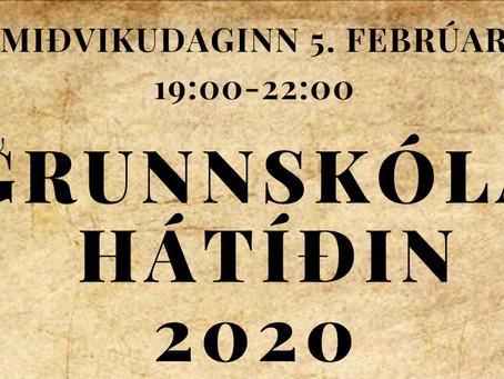 Æfingar falla niður miðvikudaginn 5.febrúar