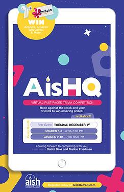 AishHQ for teens