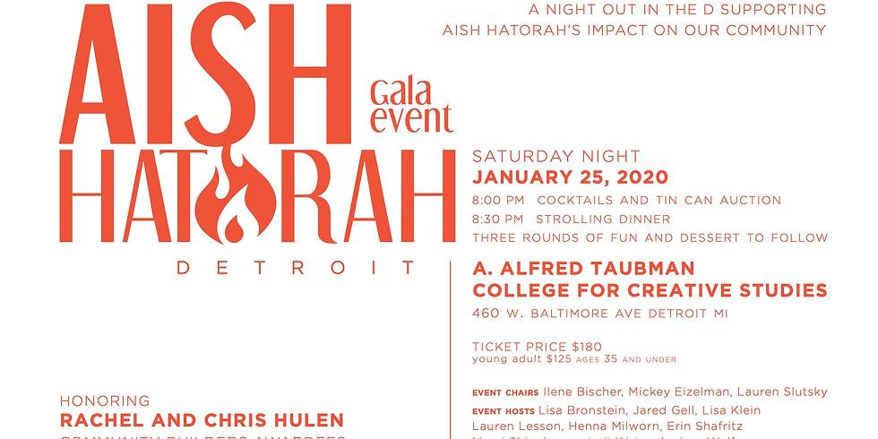 Aish Gala 2020