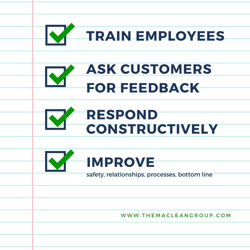 feedback customer experience