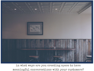Creating meaningful space