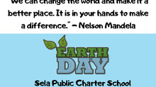Earth Day at Sela