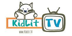 Kid Lit TV Logo
