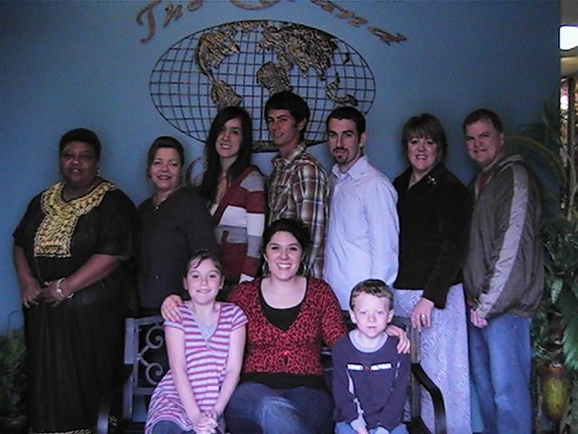 2008 Missions teams