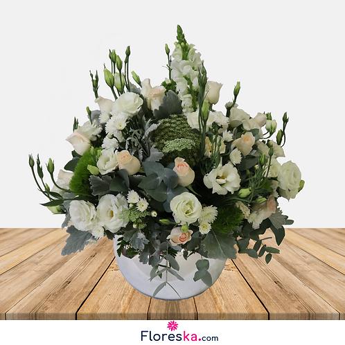 Ternura y Pureza Floral