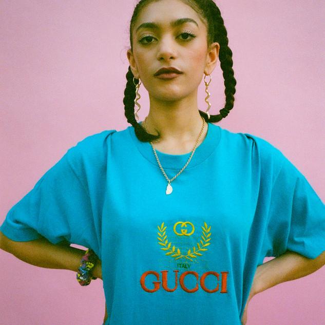 Gucci Blue