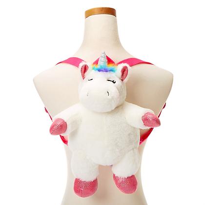 Mochila Unicornio Peluda