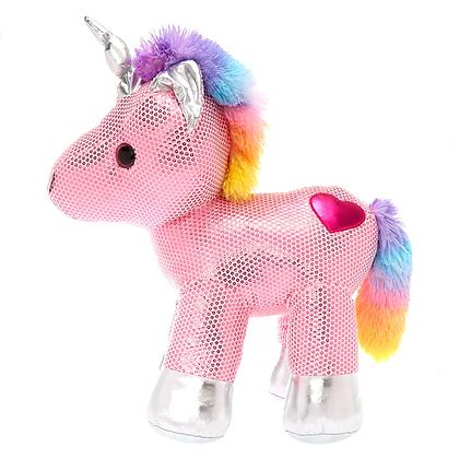 Peluche Unicornio  (24835)