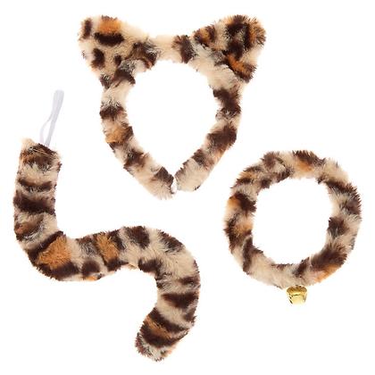 Disfraz Leopardo Peludo