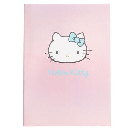 Agenda Metalizada Hello Kitty (45740)