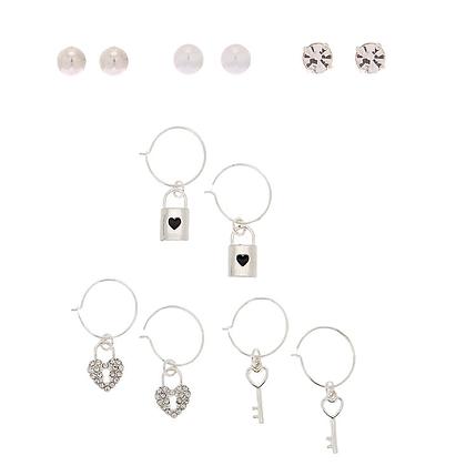 Kit Aretes Key Lock  (42739)