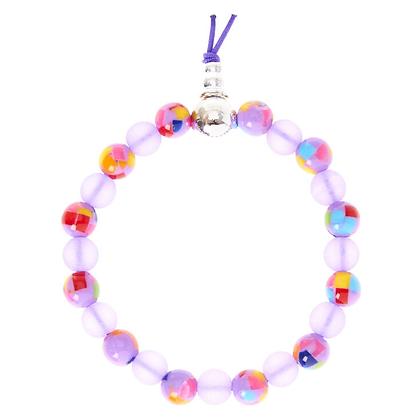 Pulsera Burbujas de Colores