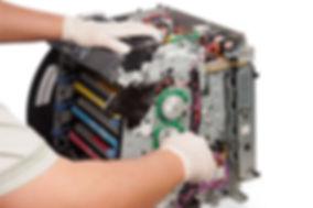 manutenção impressoras
