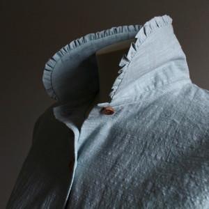 Folded ruffle