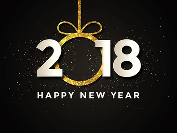 Wishing you the happiest and most successful 2018