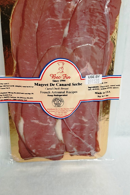AirAir Dry Duck Breast Prosciutto Sliced 40 oz pack