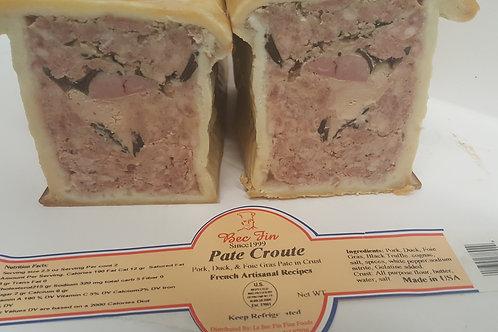 Pâté  en Croute 8 oz sliced