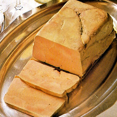 Terrine de Foie Gras entier 16 oz
