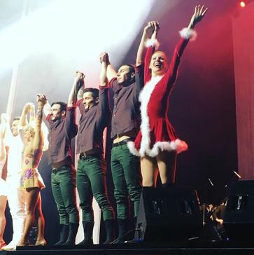 "Cirque ""Believe"" Tour"