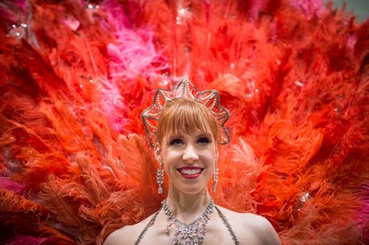 NYTimes Published Ziegfeld Follies Costume