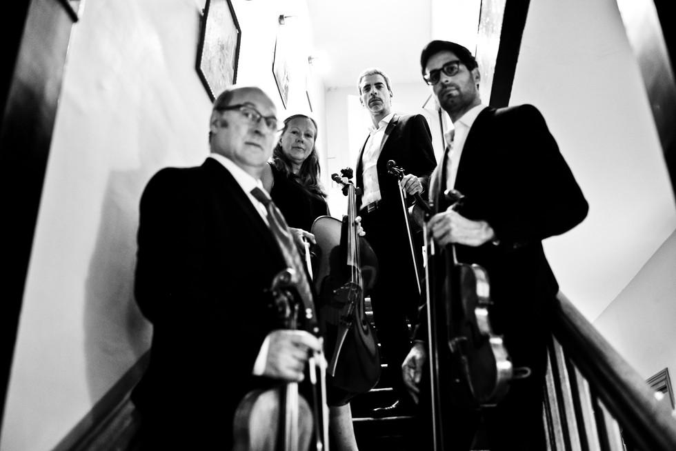 Quatuor Ludwig Crédit: Amandine Lauriol