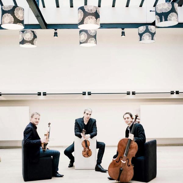 Trio à cordes Crédit: Lyodoh Kaneko