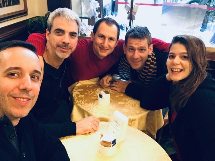 Night Bridge tour With Quatuor Ébène, Antoine Tamestit
