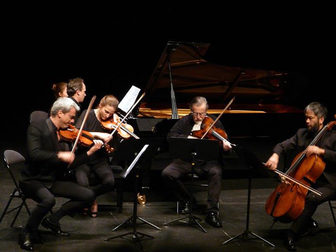 Le Havre with Vladimir Mendelssohn & Elissa Cassini