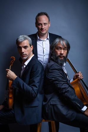 Trio Talweg Crédit: Arnaud Provent
