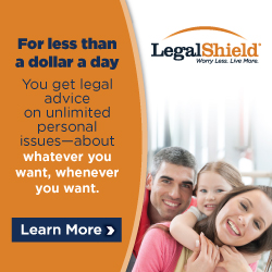 LegalShield & IDShield Protection