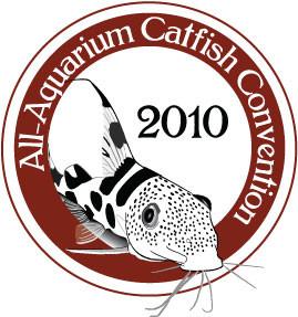 All-Aquarium Catfish Convention 2010 Logo