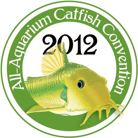 All-Aquarium Catfish Convention 2012 Logo