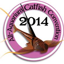 All-Aquarium Catfish Convention 2014 Logo