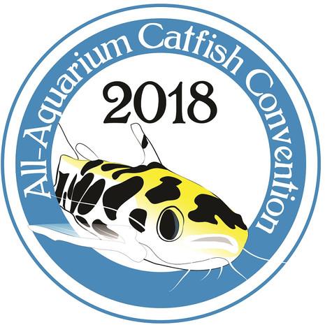 All-Aquarium Catfish Convention 2018 Logo
