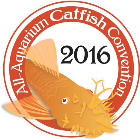All-Aquarium Catfish Convention 2016 Logo